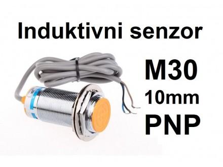 Induktivni senzor - LM30 - 10mm - PNP - 6-36VDC - NO