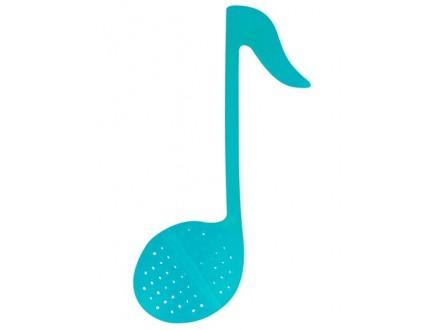 Infjuzer - Music, Turquoise - A table et en cuisine