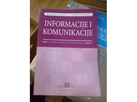 Informacije i komunikacije - Todorović, Knežević