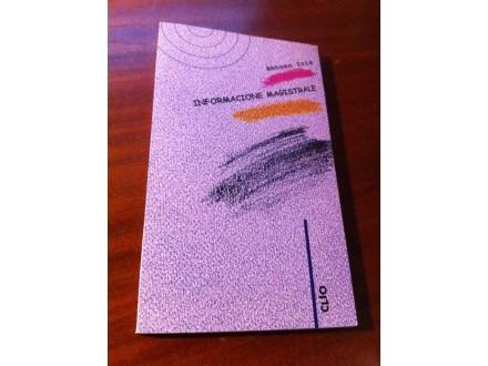 Informacione magistrale Antoan Iris
