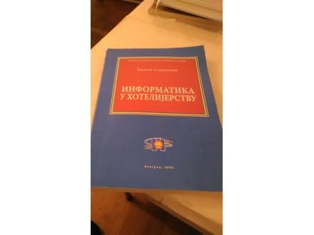 Informatika u hotelijerstvu - Nikola Stojanović