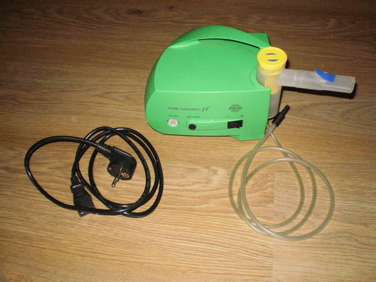 inhalator pari junior boy 10299334. Black Bedroom Furniture Sets. Home Design Ideas
