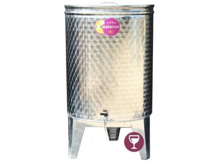 Inox bure za vino 260l EZIO