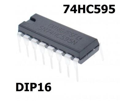 Integrisano kolo 74HC595 DIP16