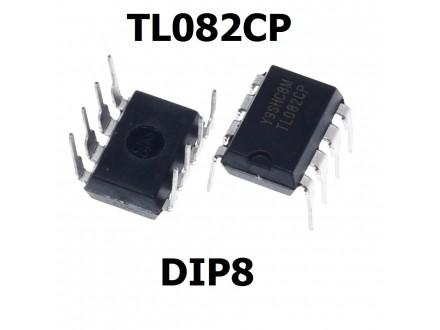 Integrisano kolo TL082CP