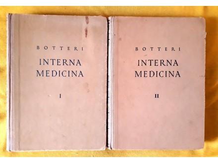 Interna Medicina I i II - Botteri