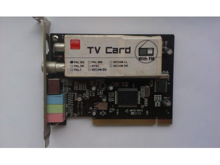 Intex TV Card With FM