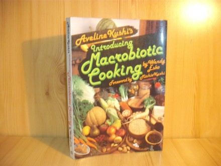 Introducing Macrobiotic Cooking