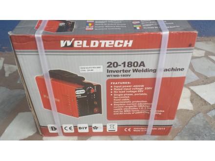 Inverter aparat za varenje WELDTECH 180A
