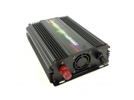Invertor pretvarač sa 12V na 220V 3000W