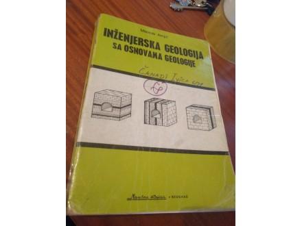 Inženjerska geologija sa osnovama geologije Janjić