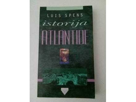 Istorija Atlantide - Luis Spens