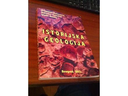 Istorijska geologija Rabrenović Knežević Rundić