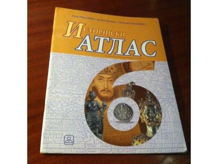 Istorijski atlas 6 Mihaljčić Šuica Knežević