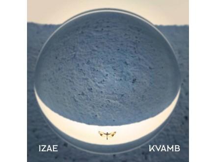 Izae – Kvamb (Solid Baby Blue Vinyl)