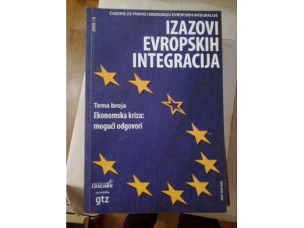 Izazovi evropskih integracija časopis za pravo i ekonom