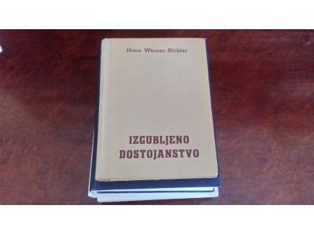 Izgubljeno Dostojanstvo - Hans Werner Richter
