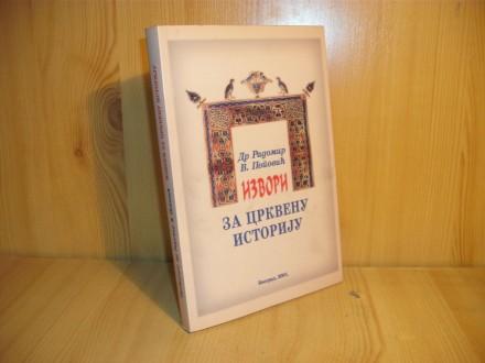 Izvori za crkvenu istoriju - Dr R. Popović