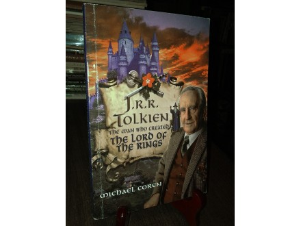 J. R. R. TOLKIEN: Man Who Created The Lord of the Rings