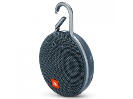 JBL bežični zvučnik CLIP 3 plavi