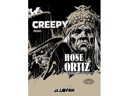 JEZOVNIK 4: Hoze Ortiz