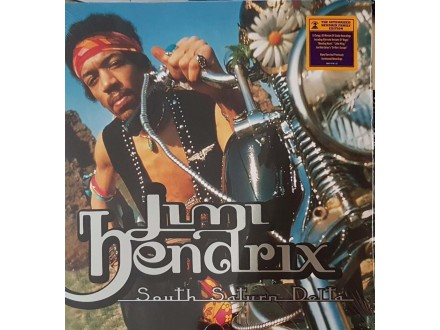 JIMI HENDRIX -SOUTH SATURN DELTA - LP