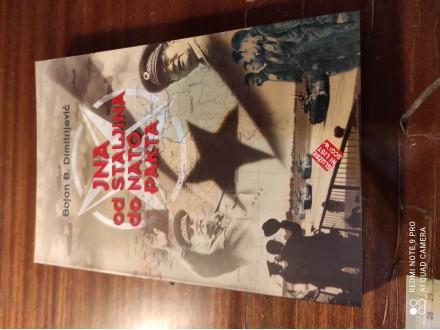 JNA od Staljina do Nato pakta Dimitrijević