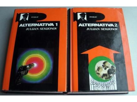 JULIJAN SEMJONOV,  ALTERNATIVA 1 – 2