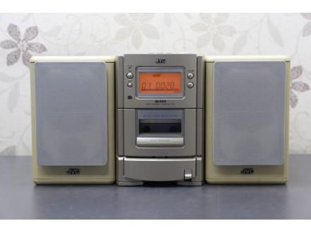 JVC CD / FM / Tape Mini Linija sa zvucnicima