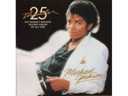 Jackson, Michael/Thriller  (remaster)