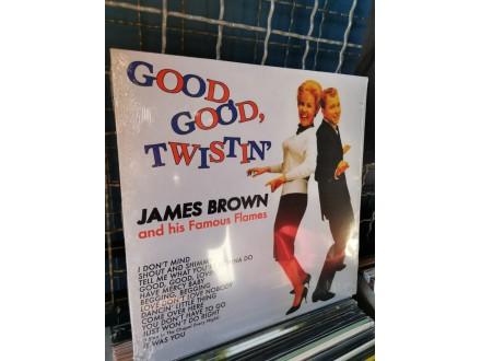 James Brown - Goog good twistin