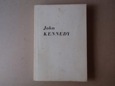 James MacGregor Burns - JOHN KENNEDY