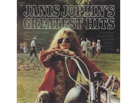 Janis Joplin/Greatest Hits