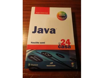 Java za 24 časa pokriva Javu 9 i Android Cadenhead