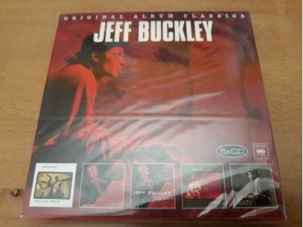 Jeff Buckley-Original Album Classics