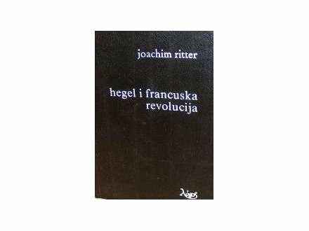 Joachim Ritter: Hegel i Francuska revolucija
