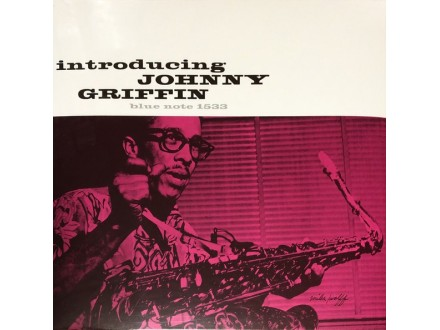 Johnny Griffin – Introducing Johnny Griffin