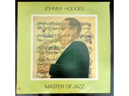 Johnny Hodges – Master Of Jazz LP (Storyville,1986)