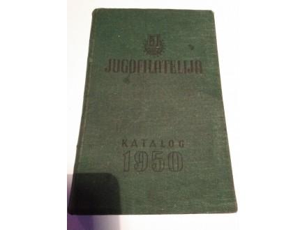 Jugofilatelija - Katalog iz 1950