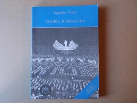 Jugoslav Ćosić - KLINIKA JUGOSLAVIJA