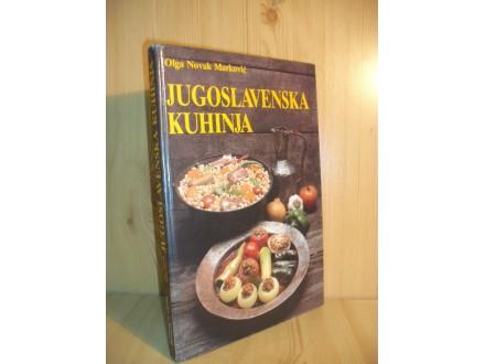 Jugoslavenska kuhinja - Olga Novak Marković