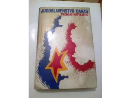 Jugoslavenstvo danas - Predrag Matvejević