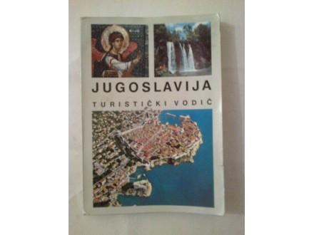 Jugoslavija turistički vodič