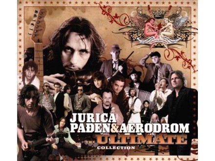 Jurica Pađen &; Aerodrom ‎– The Ultimate Collection 2xCD