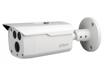 KAMERA Dahua * HAC-HFW1200DP-0360-S4 2Mpix 3.6mm 80m 4u1, FULL HD, smart ICR diode, antivandal 3758