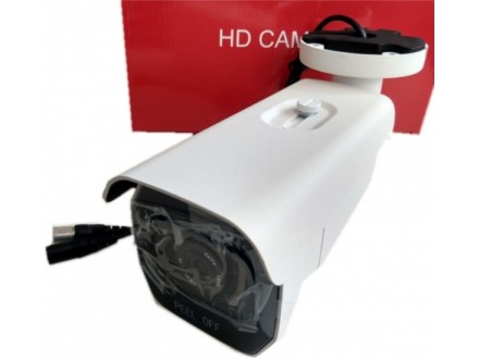 KAMERA EL-AN154426 5mpix 3.6mm 40m Sony 4u1 (AHD,TVI,CVI,CVBS) ICR IP66 Antivandal hidr/met. kuciste