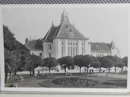 KANJIŽA -GRADSKA VEĆNICA-1950/60  (VI-28)