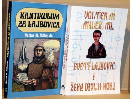 KANTIKULUM ZA LAJBOVICA (I i II knjiga)