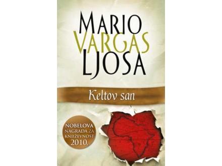 KELTOV SAN - Mario Vargas Ljosa