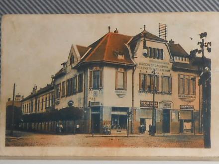 KIKINDA   -PRIVREDNA BANKA-1920/30   (VI-50)